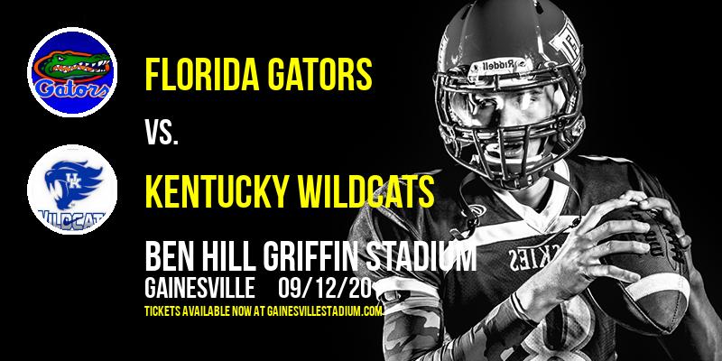 Florida Gators vs. Kentucky Wildcats at Ben Hill Griffin Stadium