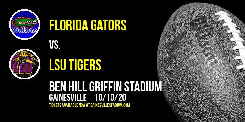 Florida Gators vs. LSU Tigers at Ben Hill Griffin Stadium